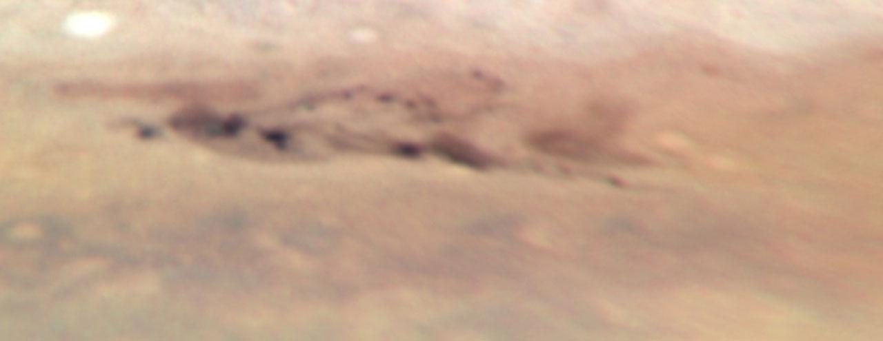 Jupiter: 8 August 2009