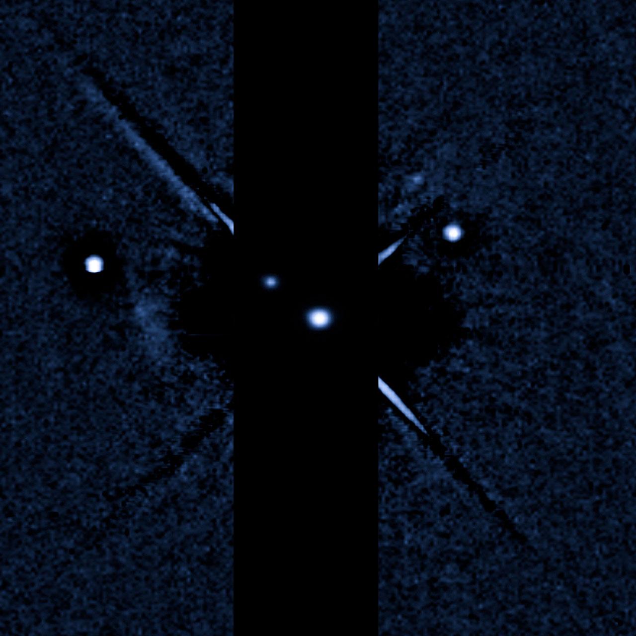 Pluto: 3 July 2011