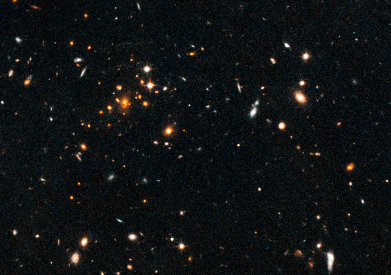 hubble galaxy hd clusters - photo #6
