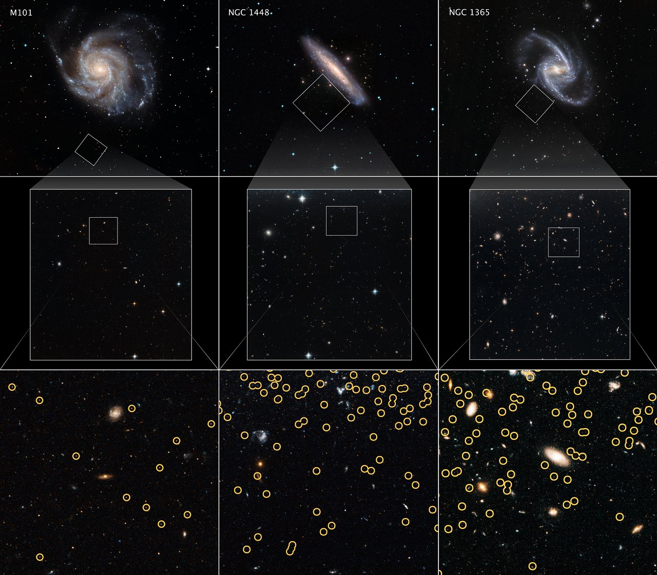 Galaxies Used to Refine the Hubble Constant