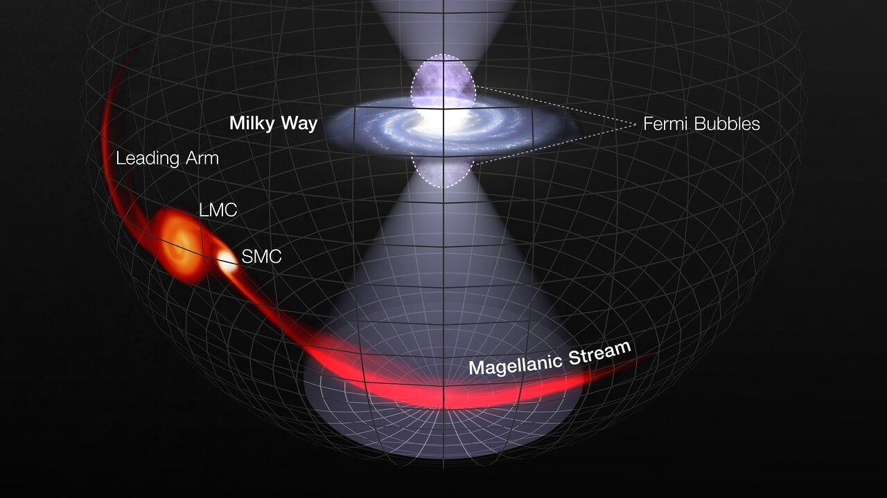 Hubble Records Brilliant Flash from the Milky Way's Black Hole