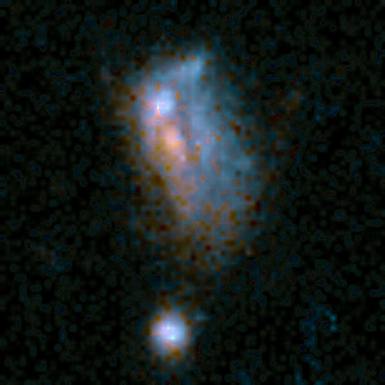 Medium Deep Survey Galaxy