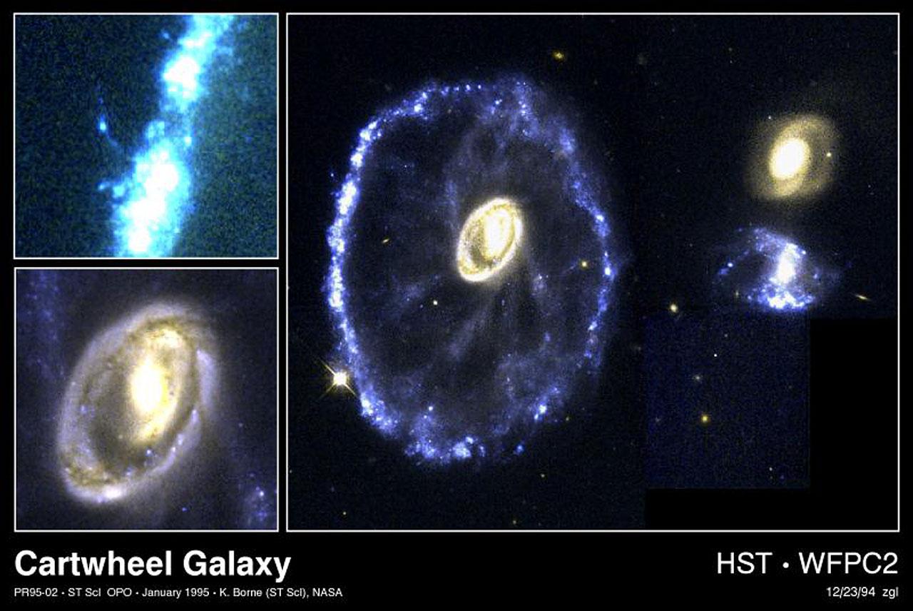 The Cartwheel Galaxy