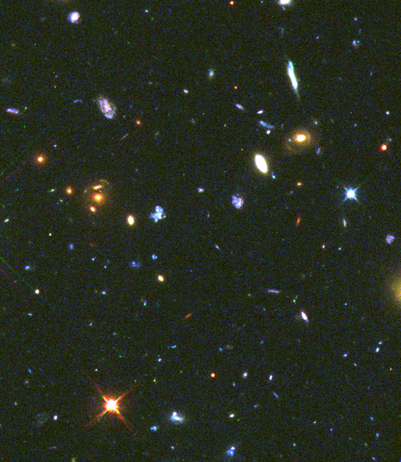 Faint Blue Galaxies