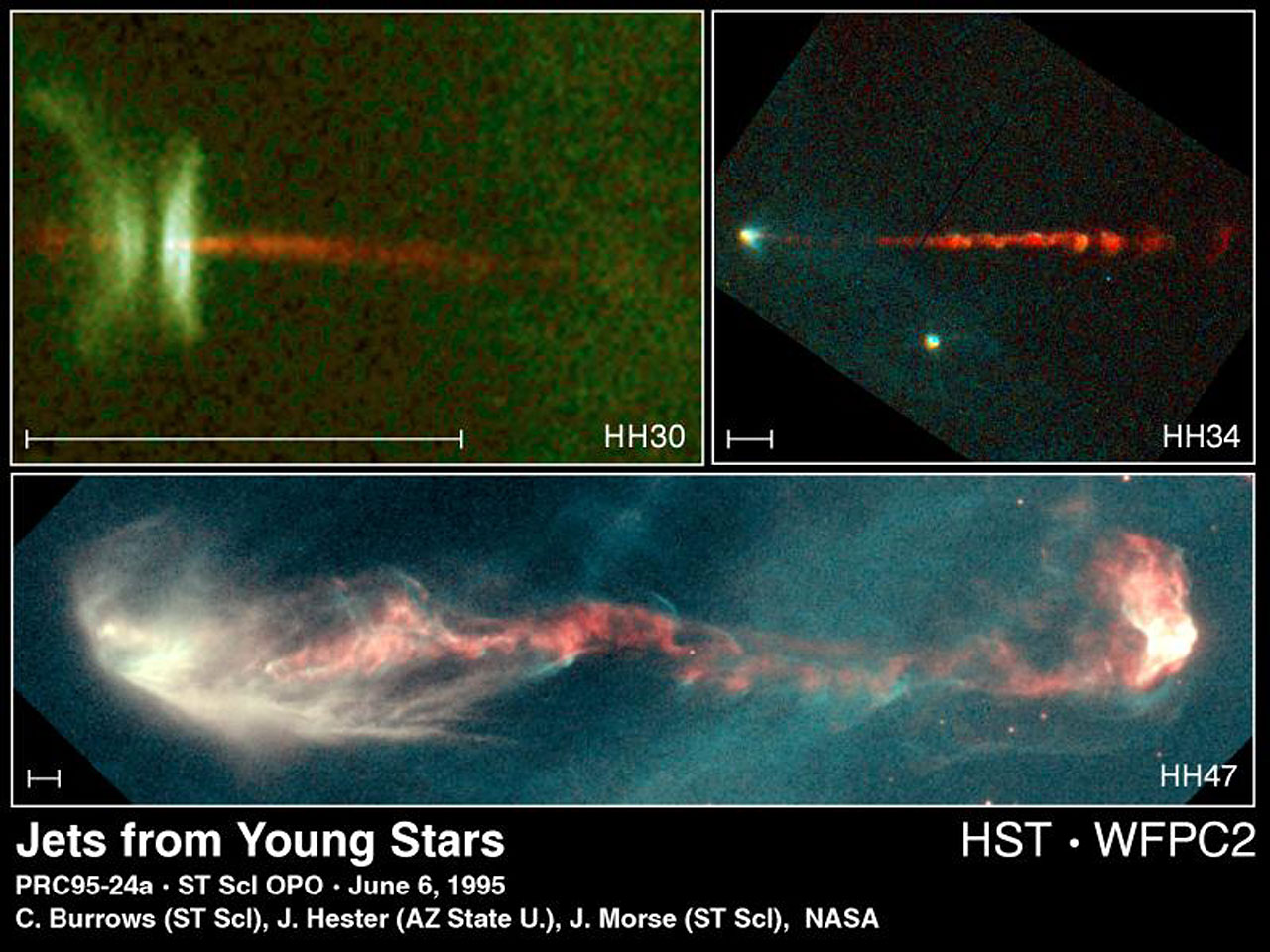 Jets from Young Stars