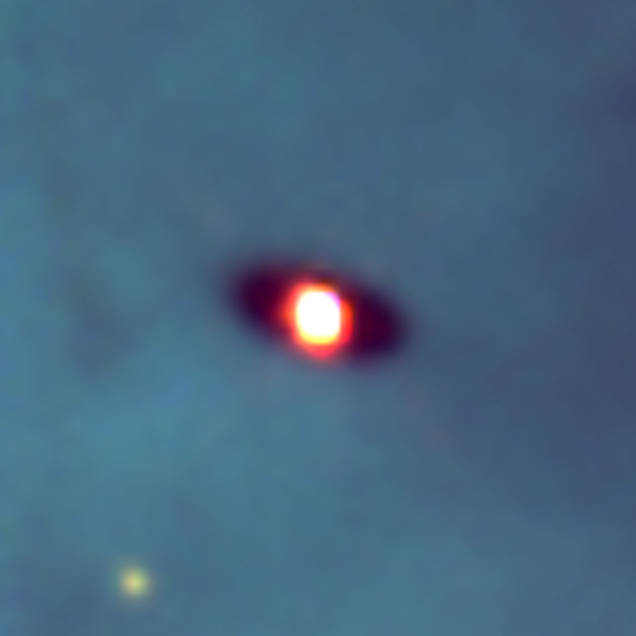 Protoplanetary Disc in the Orion Nebula