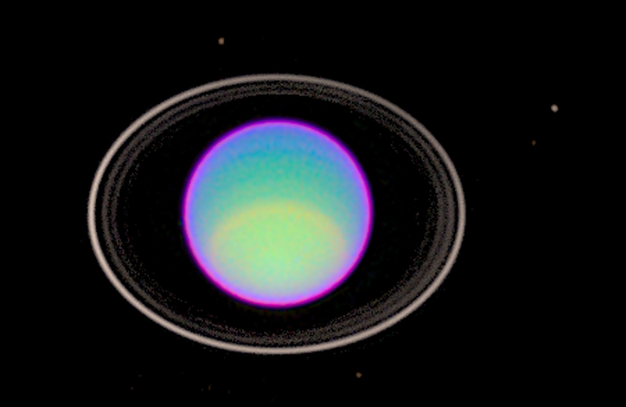 Hazy Layers on Uranus