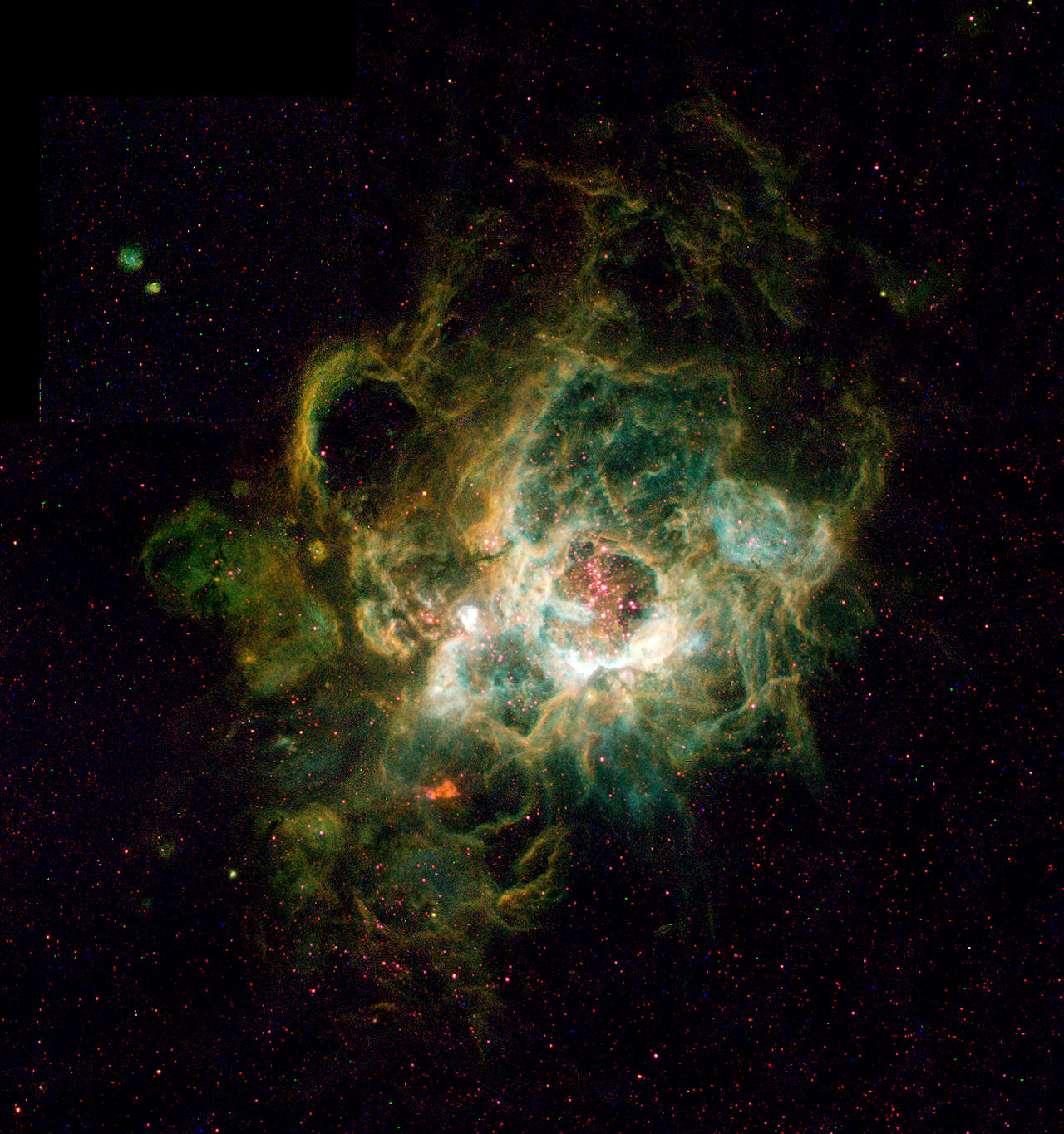NGC 604 in Galaxy M33