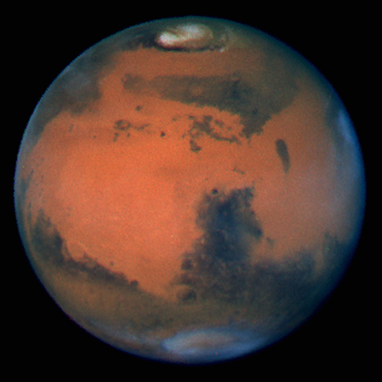 Mars at Opposition
