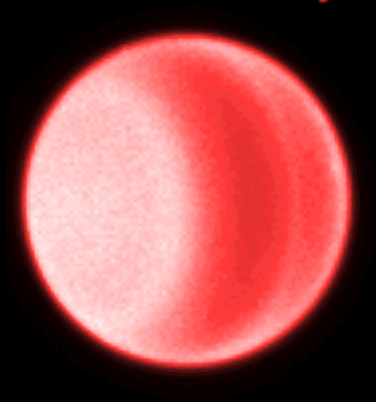 Hubble Spots Northern Hemispheric Clouds On Uranus