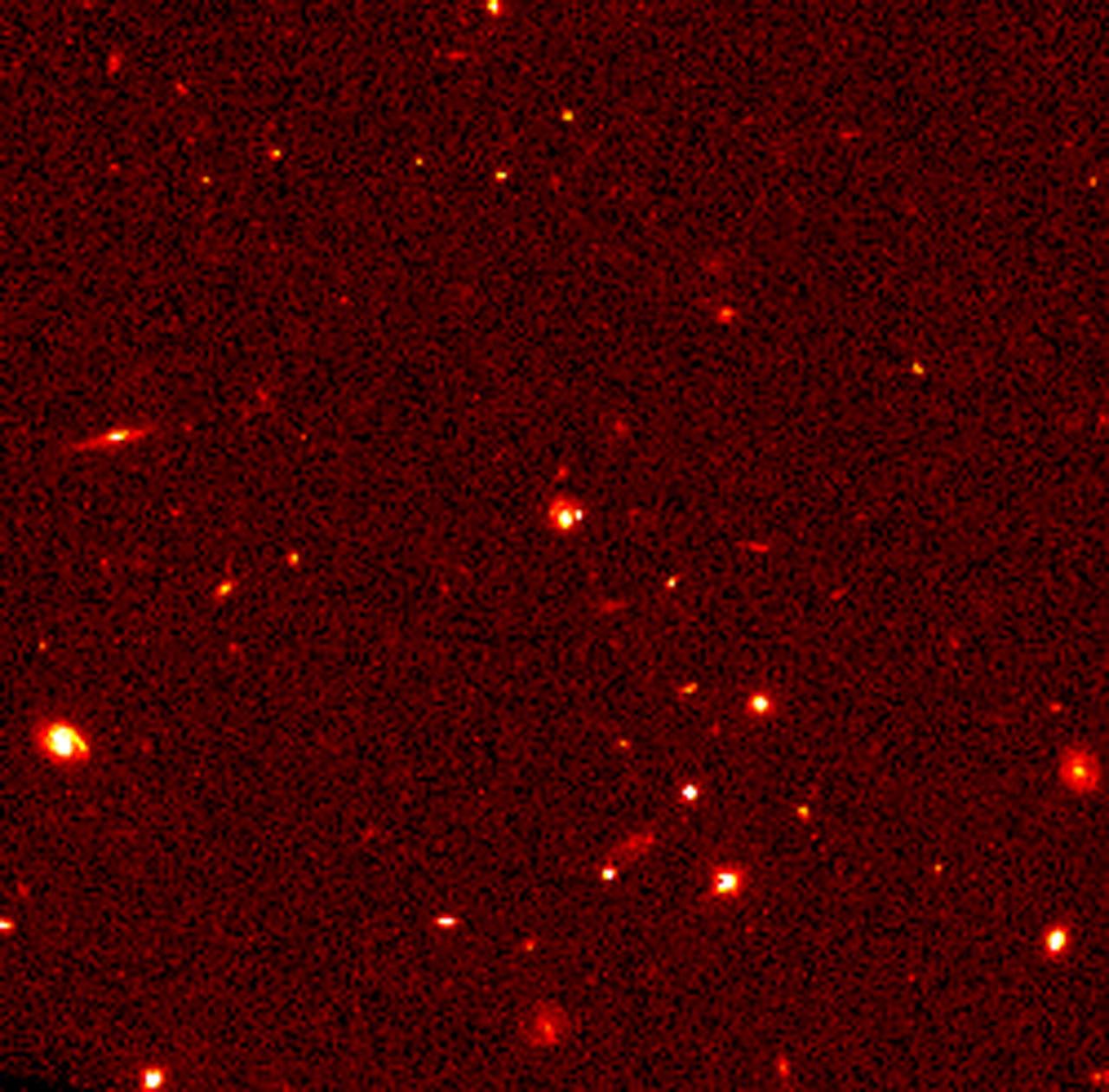 Distant Supernova 1997cj