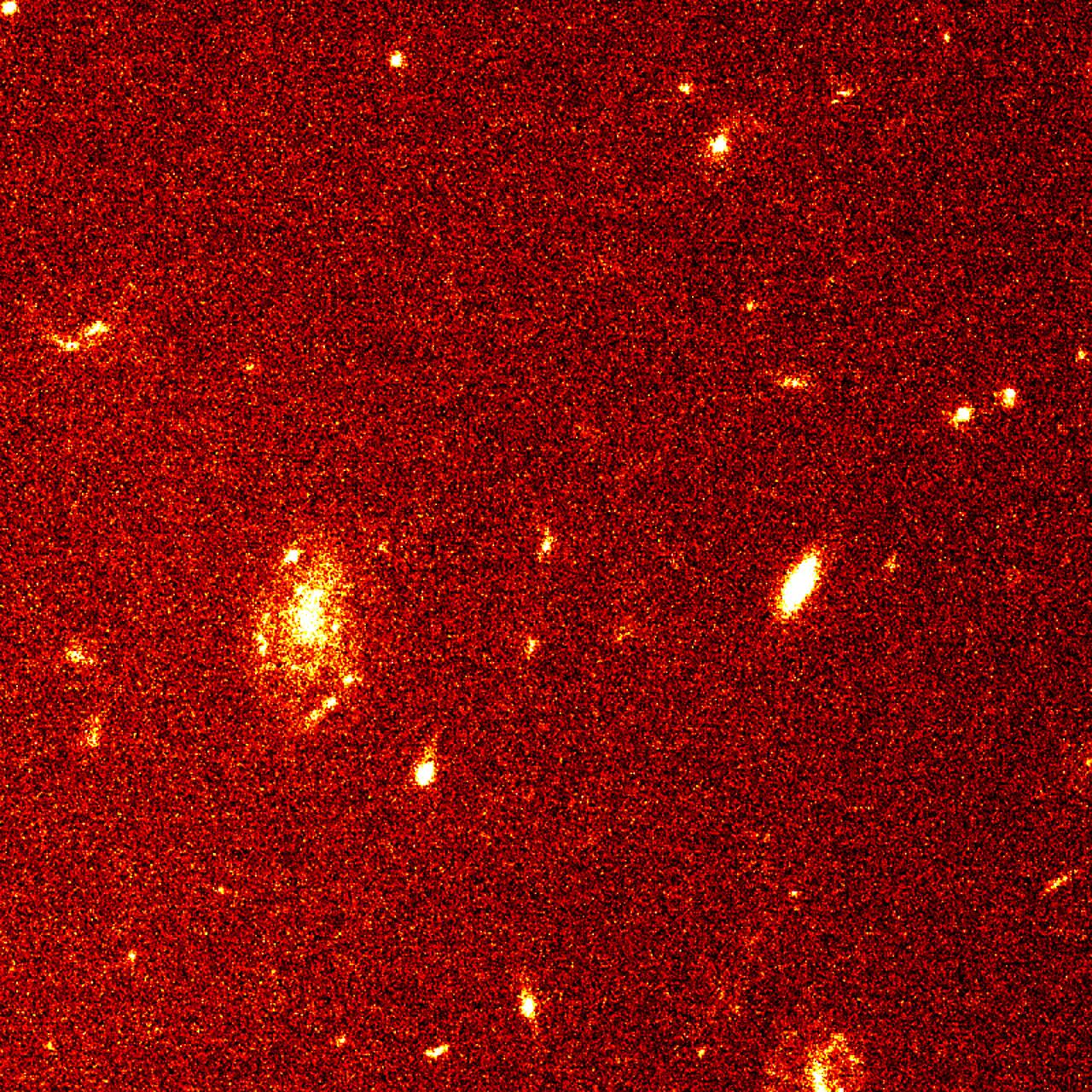 Gamma Ray Burst 971214