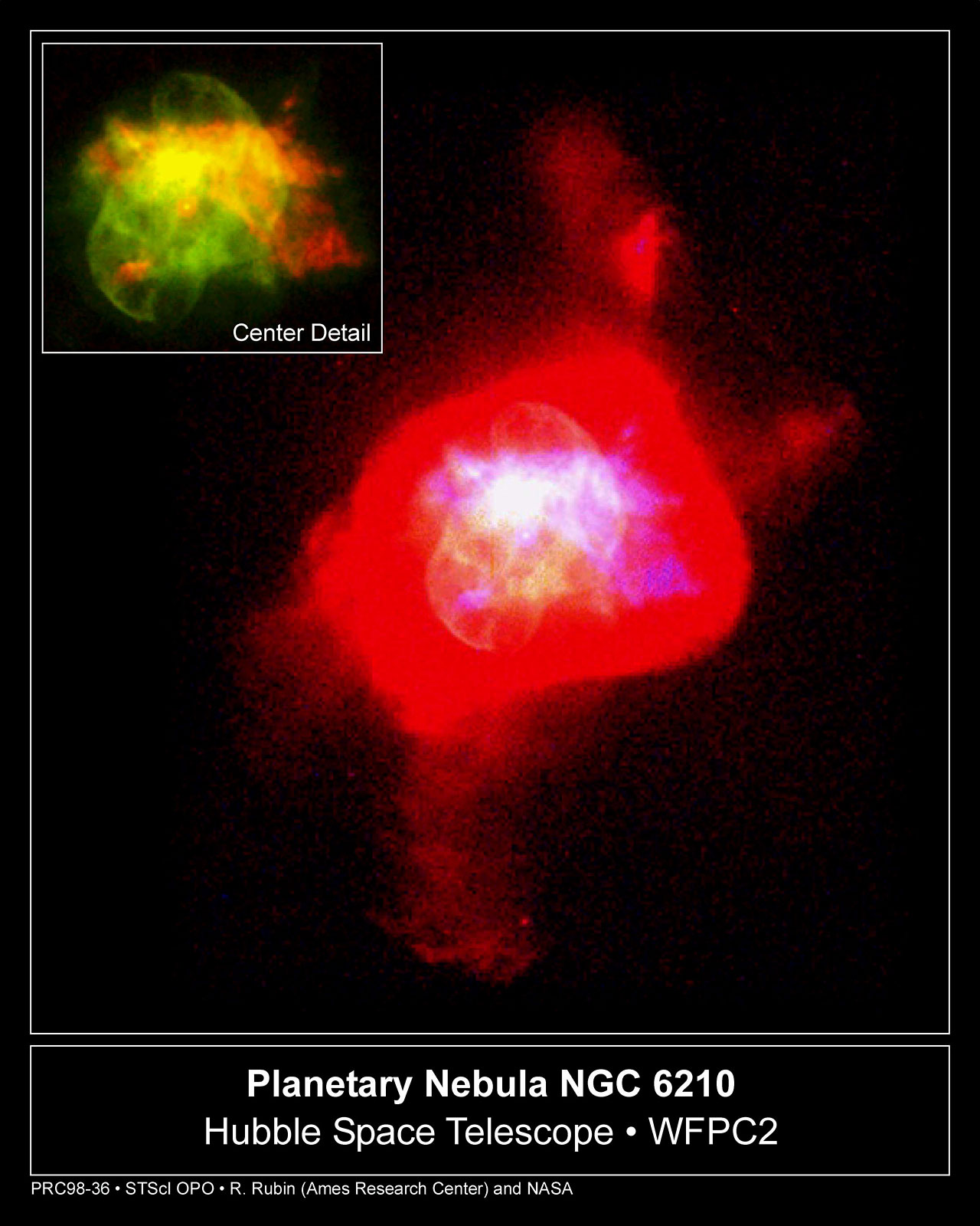 hubble and planetary nebulae - photo #20