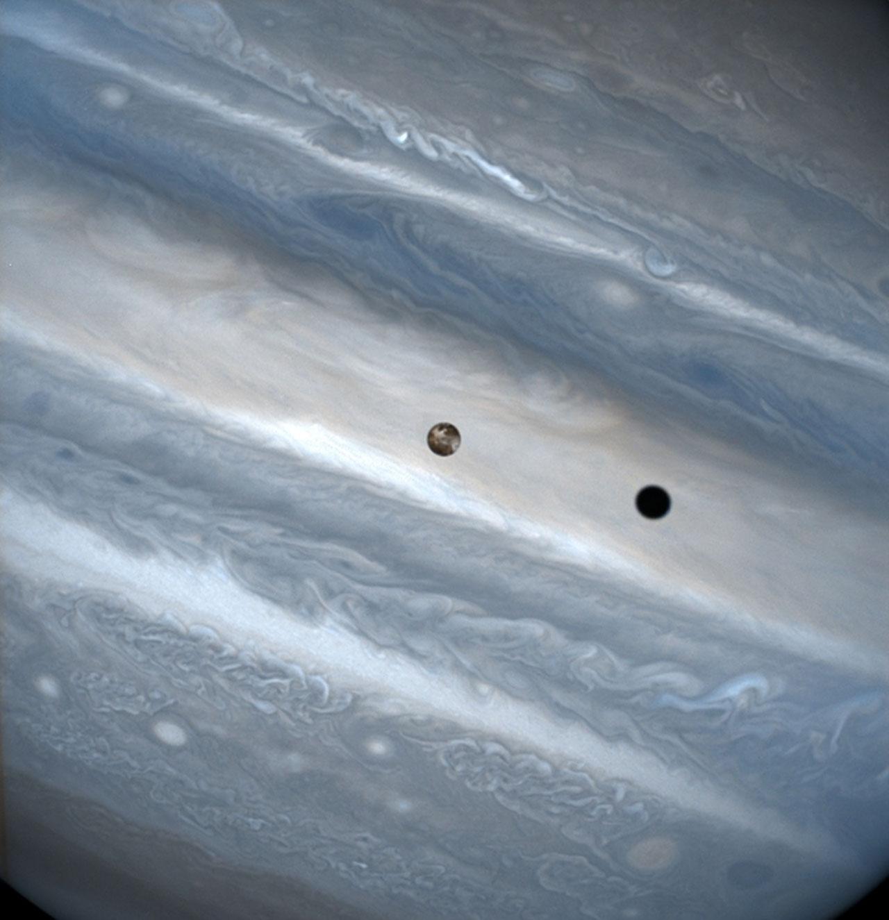 Io Transit of Jupiter