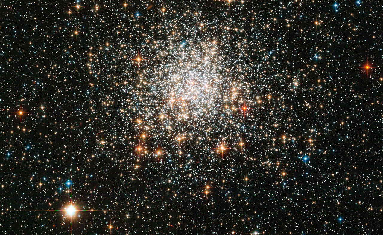 A great ball of stars