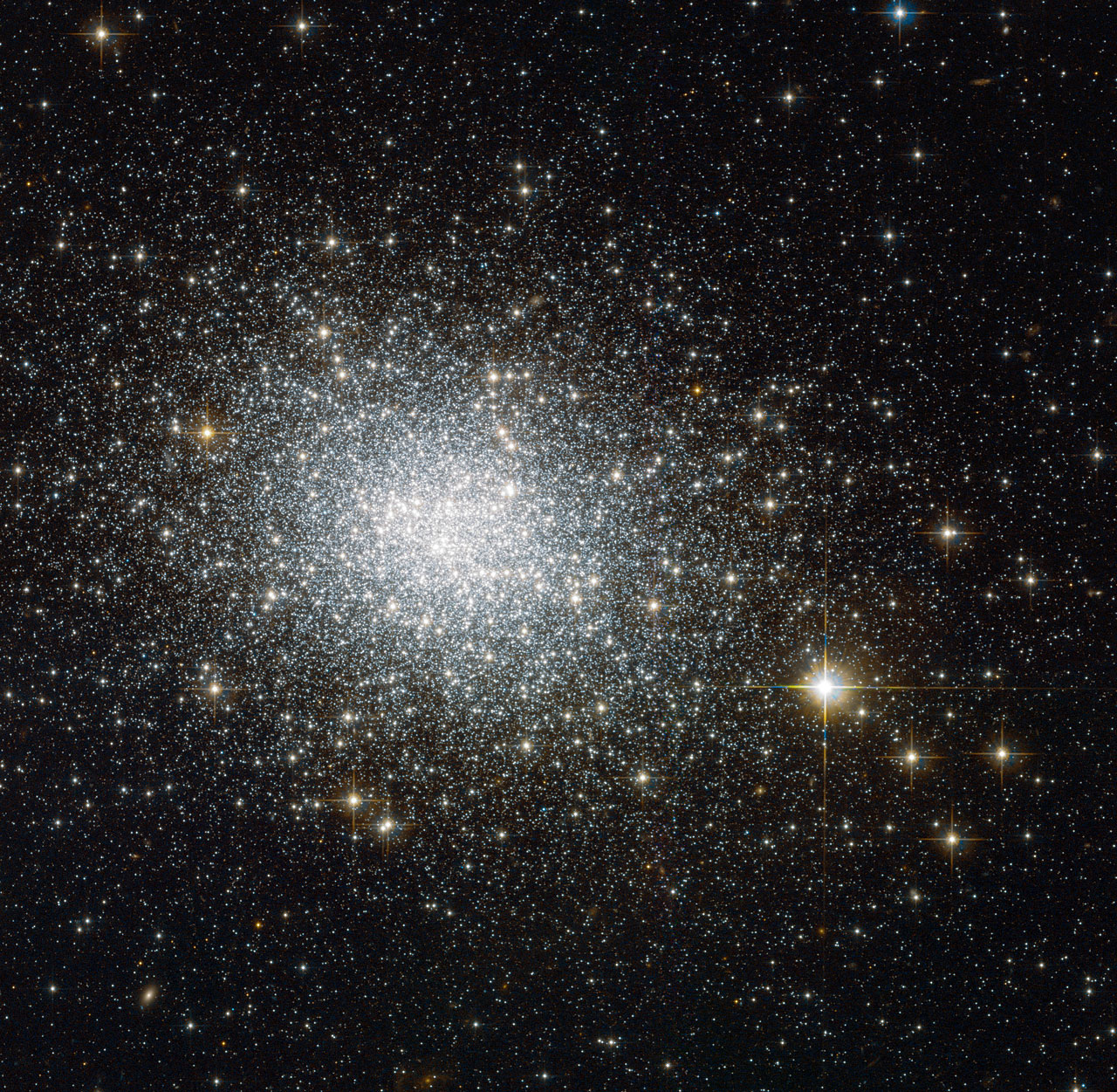 The oldest cluster in its cloud