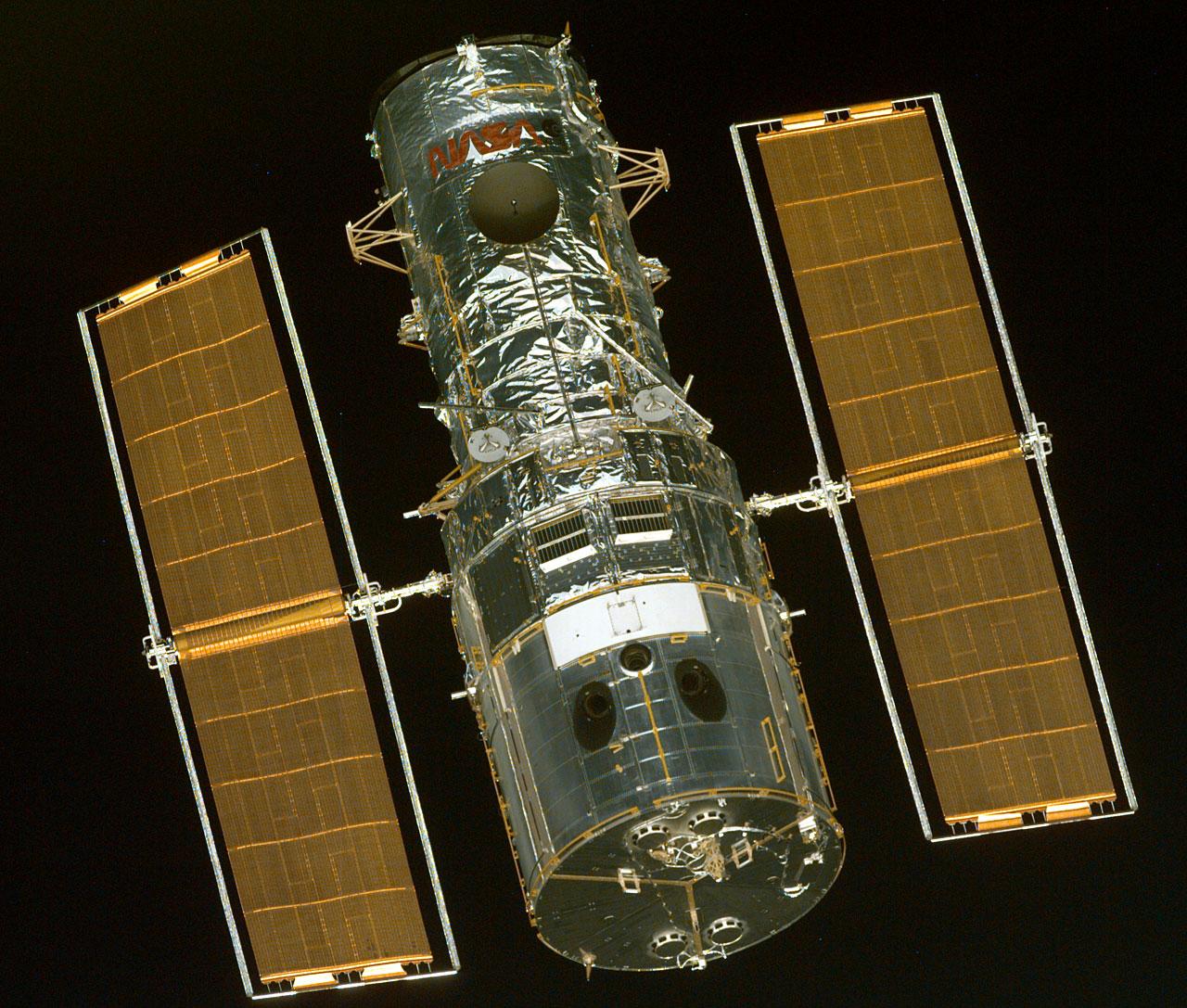 SM3A: Hubble Close-Up