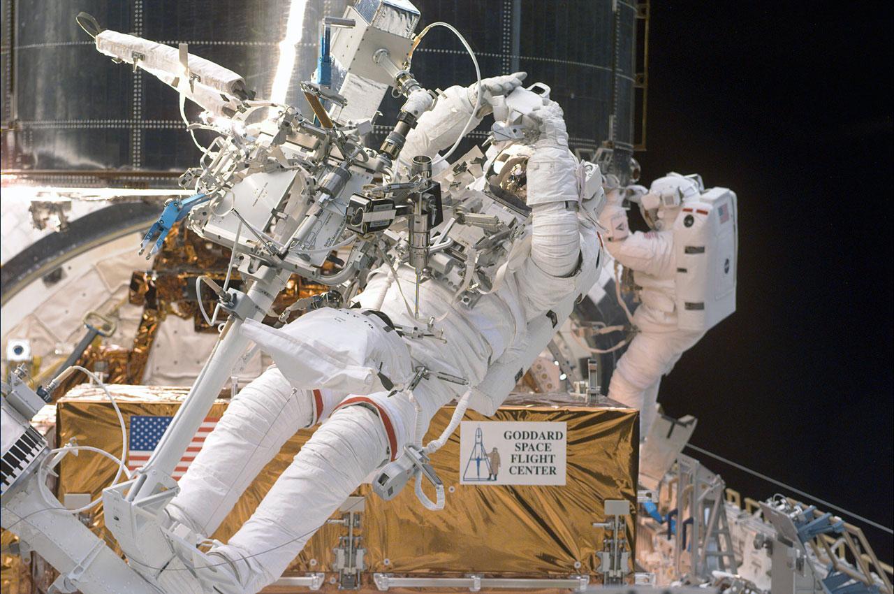 SM3A: Final Spacewalk