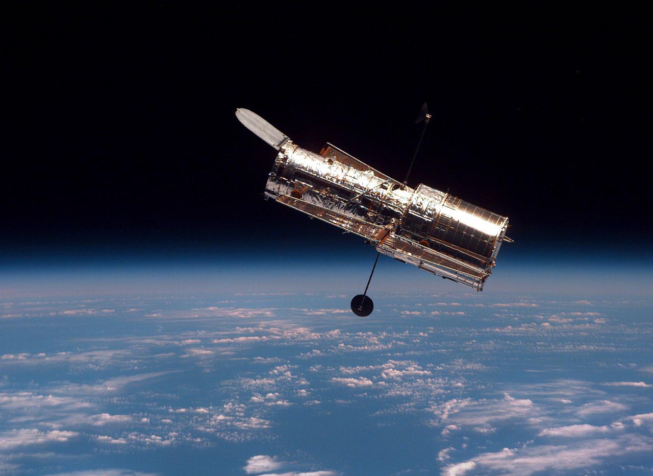 SM2: Hubble in Free Orbit