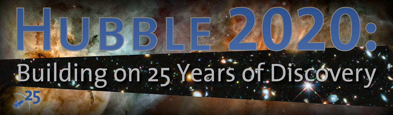 Hubble 2020: Building on 25 years of Discovery