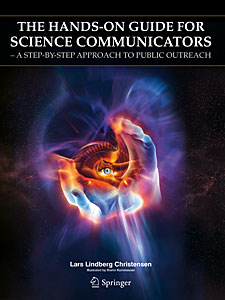 Hands-On Guide for Science Communicators released