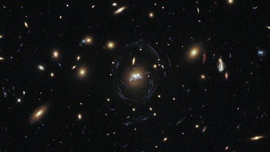 Screenshot of Hubblecast 76