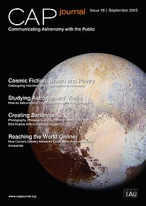 Cover of CAPjournal issue 18