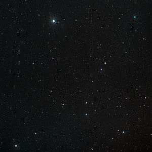 Digitized Sky Survey Image of Abell 370 (ground-based image)