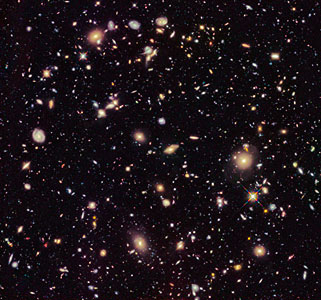 The Hubble Ultra Deep Field 2012