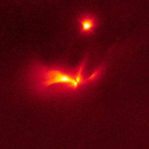 Hubble image of LRLL 54361