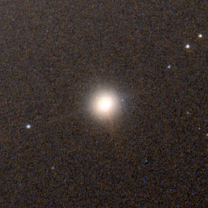 Ultracompact dwarf galaxy M60-UCD1 as viewed by Hubble