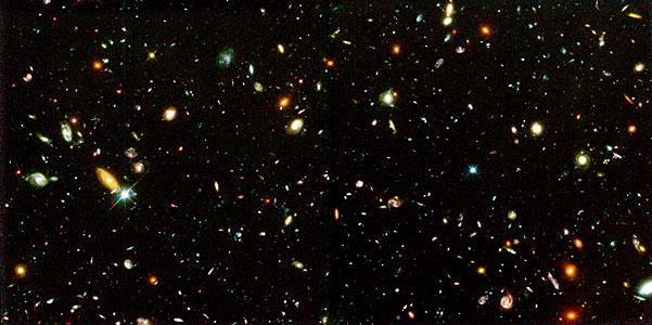 Farthest Supernova Ever - SN 1997ff