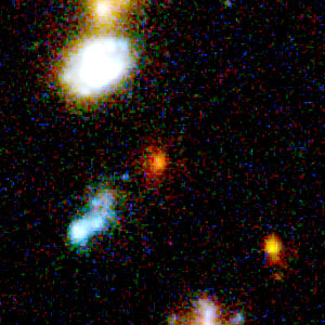 Farthest Supernova Ever - SN 1997ff