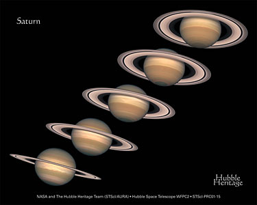 A Change of Seasons on Saturn