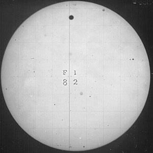 1882 Transit of Venus
