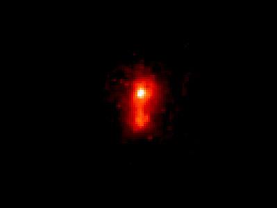 Hubble Simulation of I Zw 18