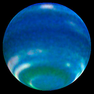 Springtime on Neptune - 2002 Image of Neptune