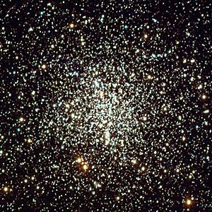 Globular Cluster M4 - NOAO Ground-Based Image