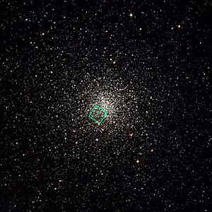 Globular cluster M4, NOAO