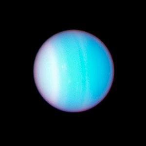 Uranus colour Composite: Full-Size Image