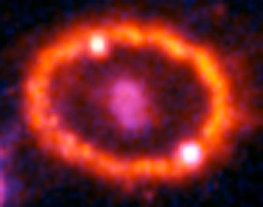 Hubble Supernova 1987A Scrapbook (1994-2003) - Image 8