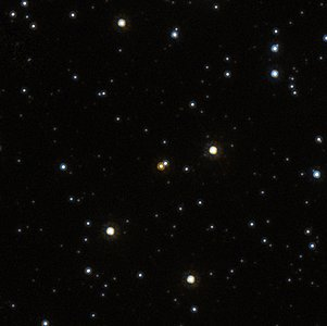 Hubble MACHO-LMC-5 2002