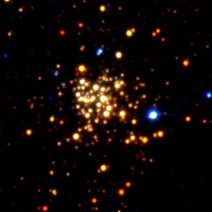 Arches Cluster: Keck I 10m (1996)