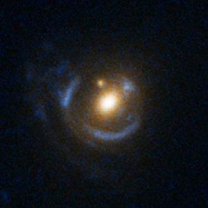 Einstein Ring Gravitational Lens: SDSS J095629.77+510006.6