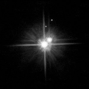 Pluto System: February 15, 2006