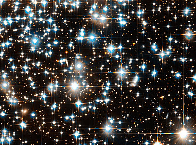 Hubble Space Telescope Image of Globular Cluster NGC 6397