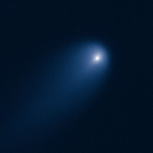Hubble captures Comet ISON