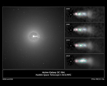Active Galaxy 3C 264 (NGC 3862)