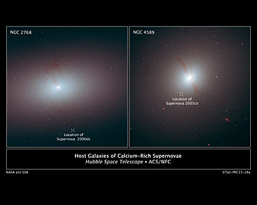 Host Galaxies of Calcium-Rich Supernovae