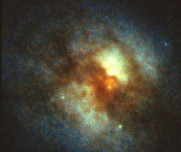 HST Planetary Camera Images of Core of Peculiar Galaxy Arp 220